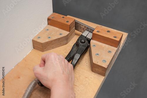 ziehbank 2 stockfotos und lizenzfreie bilder auf bild 54115474. Black Bedroom Furniture Sets. Home Design Ideas