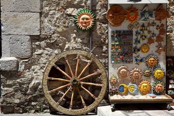 Artigianato della sicilia