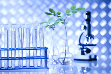 Biotechnology, Chemical laboratory