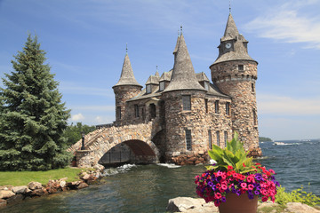 Boldt Castle, Thousand Islands, Canada