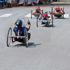 Rollstuhlmarathon