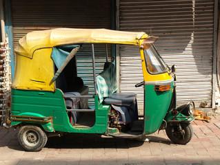 rickshaw taxi