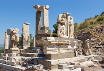 Memmius Monument, Ephesus, Turkey