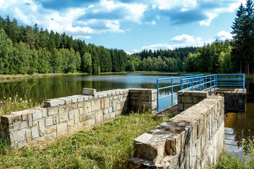 small water water reservoir