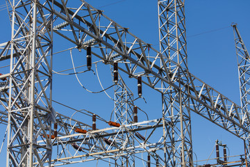 Lightning Arrestors on SubStation