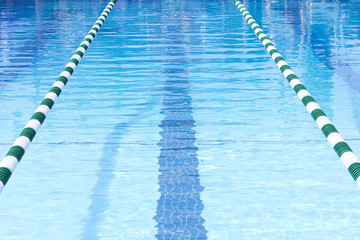 Swimming Pool Swim Lanes