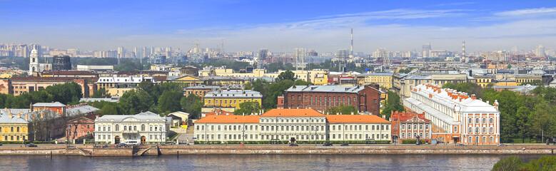 panorama of the Neva