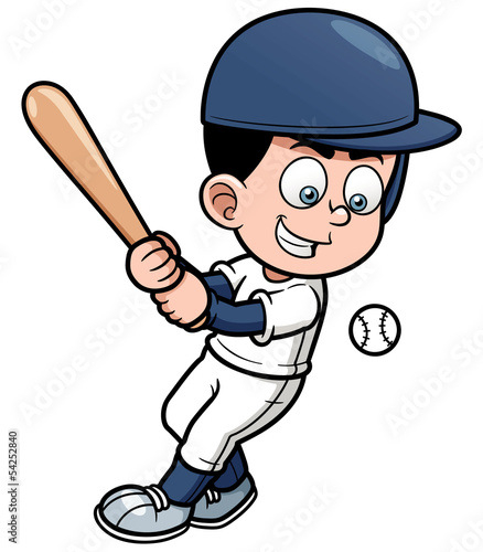 Baseball Players Vector Art amp Graphics  freevectorcom