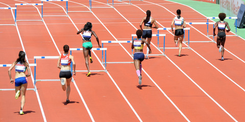 Estores personalizados esportes com sua foto athlétisme