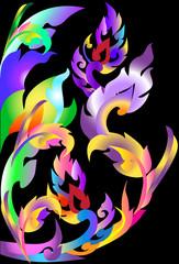 graphic art thai