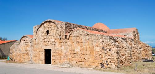 Features of San Dzhovanni Di Sinis