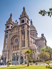 Sacramentinos church in Santiago