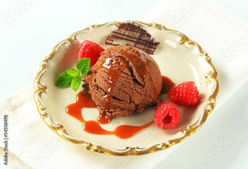 шоколадный брауни малина десерт пирожное бесплатно
