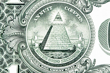 Great Seal on the dollar