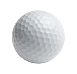White Golf Ball