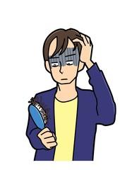髪の悩み15