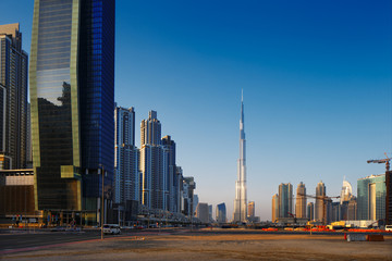 Business Bay Dubai, UAE is a mixed use development