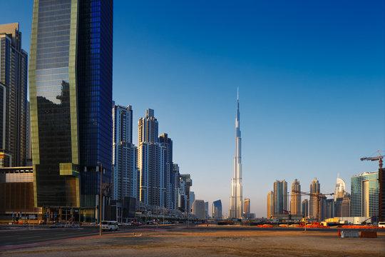 Business Bay Dubai, UAE is a mixed use development