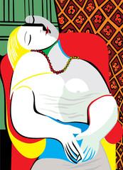 The Dream Pablo Picasso