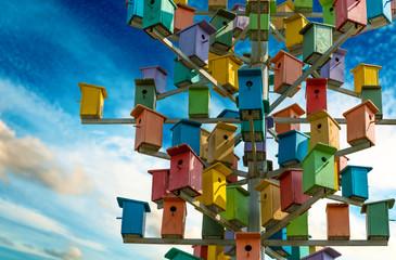 Nesting boxes