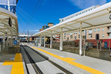 Light Rail Transit Station