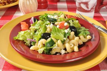 Gourmet Mediterranean Salad
