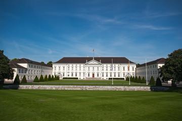 Schloss Bellevue in Berlin, Deutschland