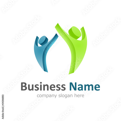 Business consulting logo stock image and royalty free for Consulting company logo