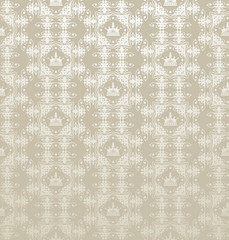 royal background silver