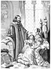 French Queen by Nostradamus - 16th century