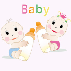 Baby Boy, Baby Girl