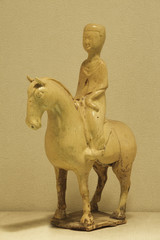 Chinese ancient terracotta sculptures