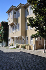Old Istanbul Houses-Soguk Cesme Street