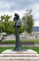 Monument Amalia Eugenia Elisabeth in Geneva