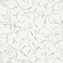 Floral pattern. Vintage floral background.