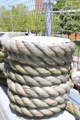 Coiled Rope