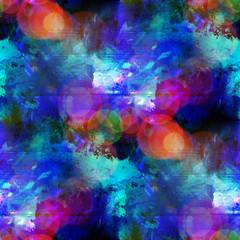 sunlight seamless abstract, art blue texture watercolor wallpape