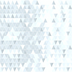 abstract triangles texture, background