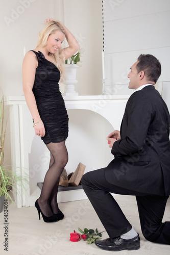 фото жена на коленях № 135539 загрузить