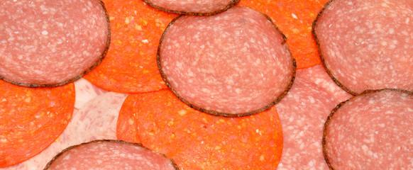 Sliced German Sausage Selection