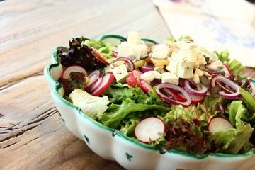 frischer salat IV