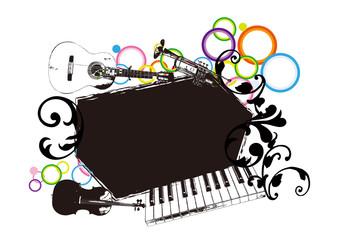 音楽のバックグラウンド