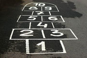 Game on asphalt