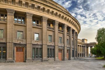 Novosibirsk academic opera theatre