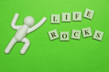 Yes, Life Rocks!