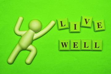 Yes, Live Well