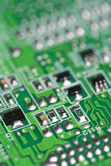 Electronic PCB background