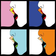 bacio multistyle