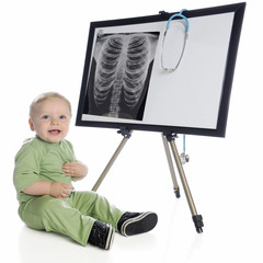 Baby X-Ray Tech