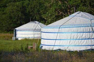 Yurt – a mongolian ger